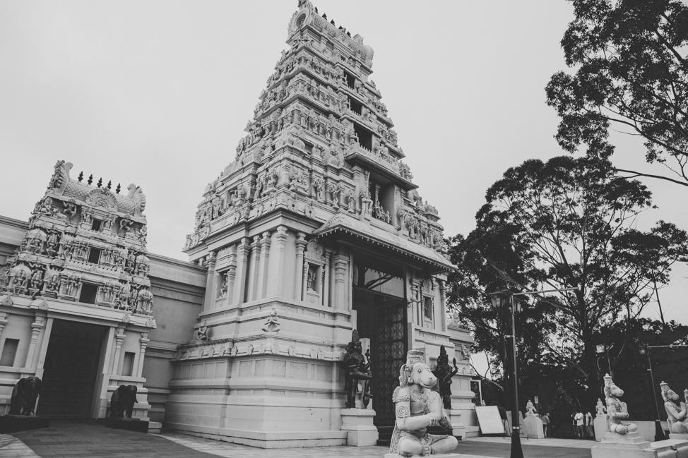Hindu Wedding – Aneetha and David     pruevickery photography